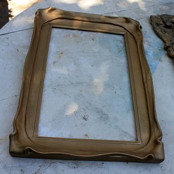 More beautiful picture frames... - Art Nouveau