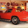 1966 Corvette 427 / 425 hp coupe , red/red. 4 speed with side pipes. 1967 Corvette 327 / 350hp coupe 4 speed .