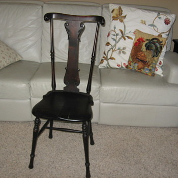 Sweet and Small Chair - Furniture