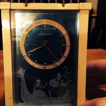 Sheffield Clock with Gondola - Clocks