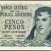 Argentina - (5) Pesos Bank Note