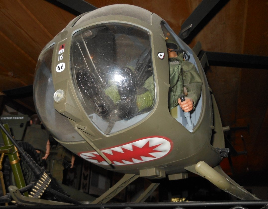 Ultimate Soldier Air Cavalry OH-6
