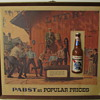 James Naismith Vintage Pabst Sign