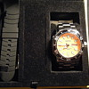 "New  Orient ""Poseidon"" automatic 469SS040 diving watchHE valve 300 m-made in Brazil"