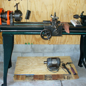 1920 South bend metal lathe - Tools and Hardware