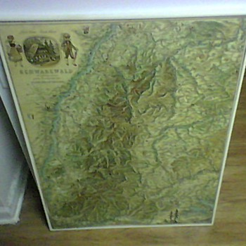 LARGE MAP - Paper