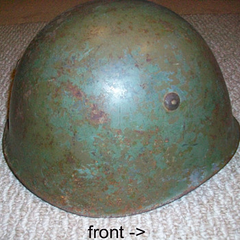 Unknown Helmet in Ohio
