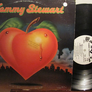Tommy Stewart Disco Funk - Records
