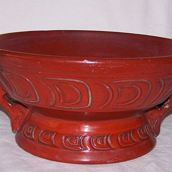 Unique Chinese Bowl