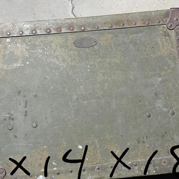 Military box