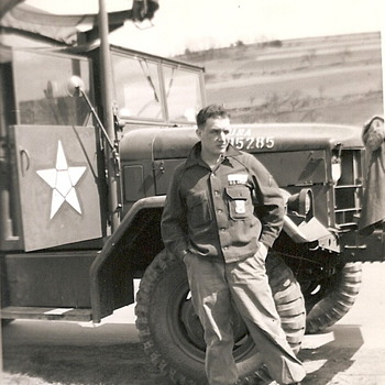 Uncle Nick WWII Happy Memorial Day Vets' - Military and Wartime