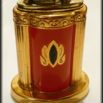 Vintage Table Lighter - Unknown - Tobacciana