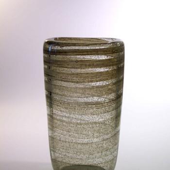 Algimantas Žilys Big Vase - Art Glass