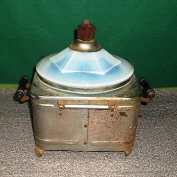 1930's electric popcorn machine ? - Kitchen