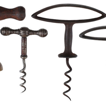James D. Frary Corkscrews - Kitchen