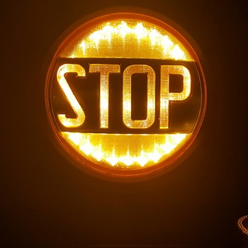 Original Stop Light - Signs