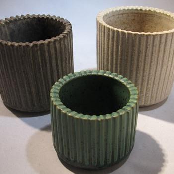 Arne Bang vases  - Pottery
