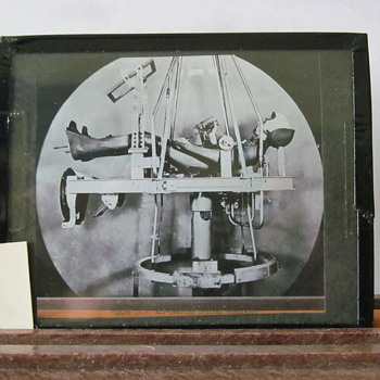 #2-Project Mercury Nasa Glass Slides 60's Estate Find  - Military and Wartime