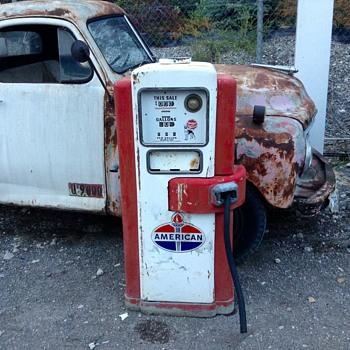Swivel pump - Petroliana