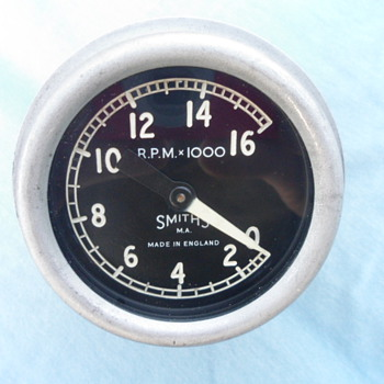 Smiths rev counter what does it fit ?