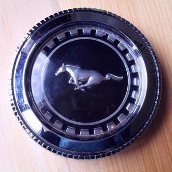 Mustang Hubcap.