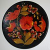 Small laquer plate from ???
