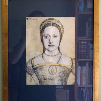 Holbein Bridal Portraits - Fine Art
