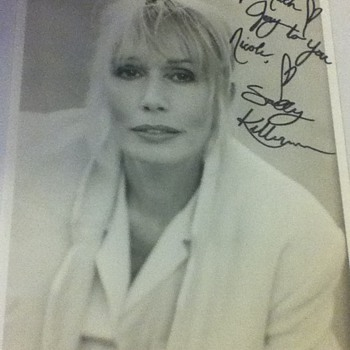 Signed Sally Kellerman Picture - Movies