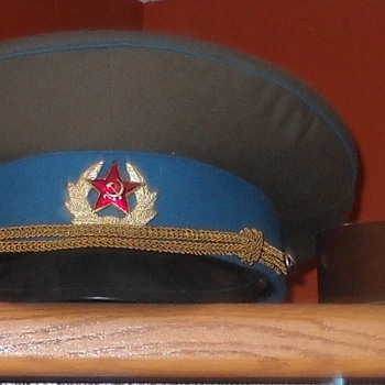 Soviet Soldier Hat and Belt - Hats