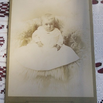 """Little Doll"" Late 1890s early 1900s - Photographs"