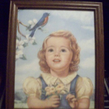 Shirley Temple? - Posters and Prints