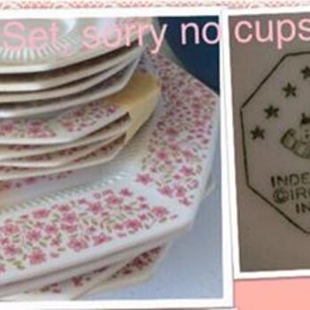 Pretty Pink dishes - China and Dinnerware