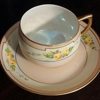 Need HELP identifying Japanese china maker and pattern  - China and Dinnerware