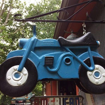 Kiddie park ride Gametime - Motorcycles
