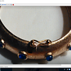 Looking For Info On This Trifari Bangle Bracelet