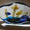 Stefano Toso Signed Art Glass Aquarium (Murano)