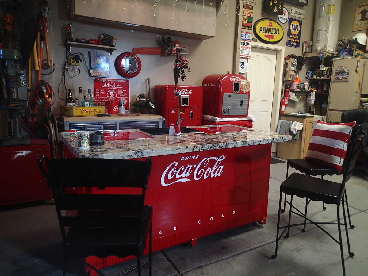 old westinghouse coke bar   | Collectors Weekly