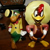 Ze'Carioca ( Jose Caioca) and friend