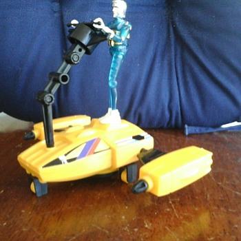 "Mego Micronauts ""Aquatron "" - Toys"