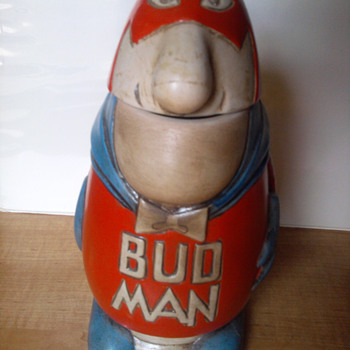 Drinking Buddy - Bud Man