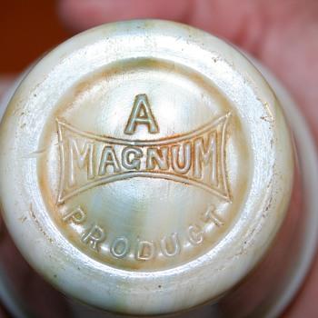 Magnum/Westite Connection - Glassware