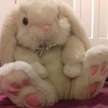 simply soft collection big bunny keel toys