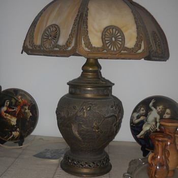 Hand Me Down, No Idea of its Vintage - Lamps