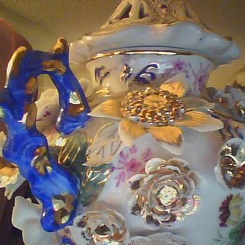 Asian vase antique I think? - Asian