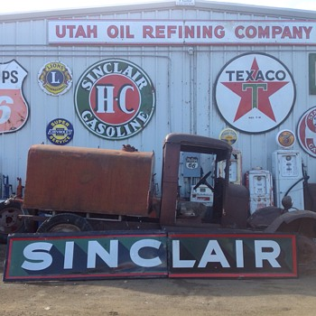 Sinclair Gasoline - Petroliana