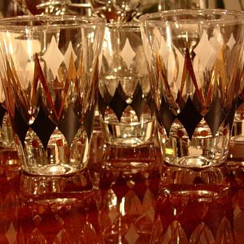 Bar glasses  - Glassware