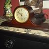 1928-30 Warren Telechron #553 1 Belmont Art Deco Tambour Clock