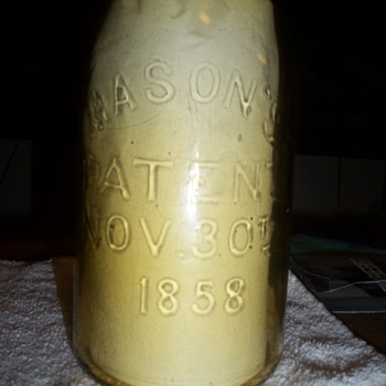 I need some information on this jar! HELP PLEASE! - Bottles