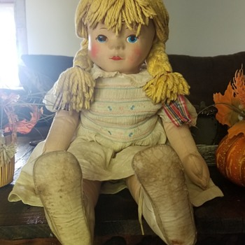 Looking for Information - Dolls