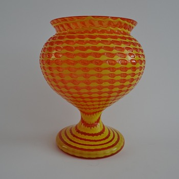 Ernst Steinwald - other examples of production  - Art Glass